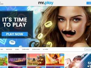 Mr Play Homepage